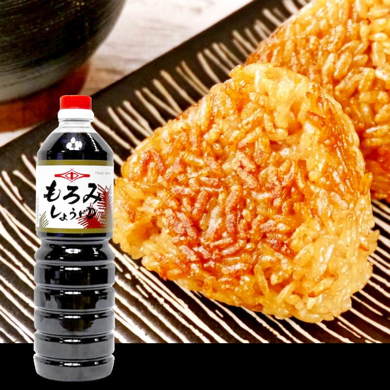 もろみ醤油(こい口醤油) 1.0L